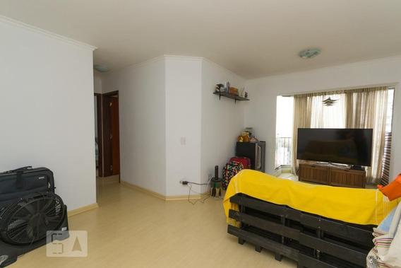 Apartamento No 9º Andar Com 2 Dormitórios E 1 Garagem - Id: 892955877 - 255877