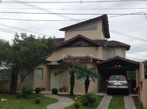 Casa Com 4 Dormitórios À Venda, 382 M² Por R$ 1.900.000,00 - Condomínio Hills Iii - Arujá/sp - Ca0939