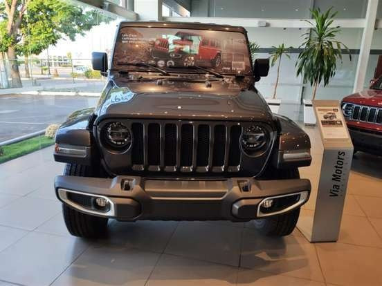 Jeep Wrangler2.0 Turbo Gasolina Sahara 2p 4x4 At8 2019