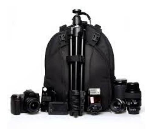 Mochila Fotográfica West Vmb Iii Canon - Nikon- Sony