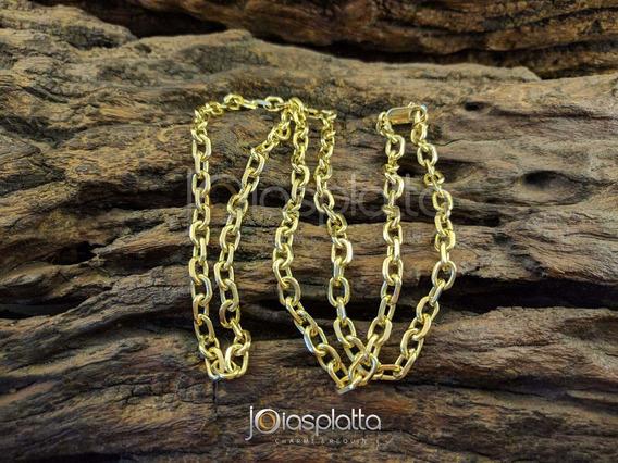 Cordão Cartier 60,0g Em Ouro 18k - 750