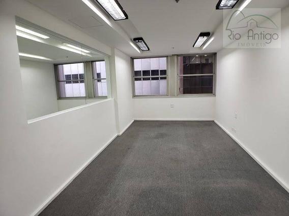 Sala Comercial - Avenida Nilo Peçanha - Locação - Centro - Sa0498