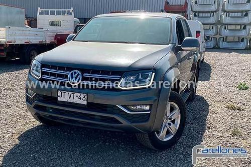 Volkswagen Amarok Trendline Led 2.0 4x4 Dsl 2017 Jtvt43