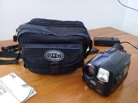 Filmadora Jvc Compacta Vhs Modelo Gr-ax710u (ler Descrição)