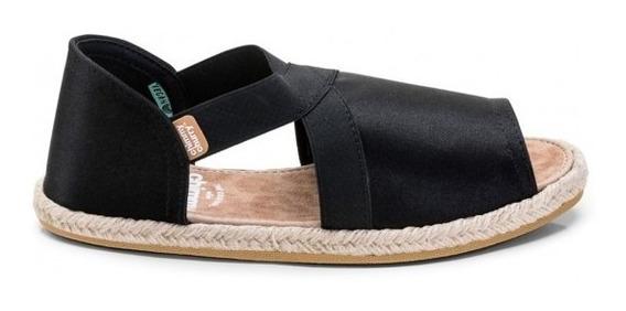 Sandalia Fit Glam Negro Chimmy Churry 2020