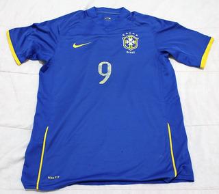 Camisa Seleção Brasileira Nike Azul