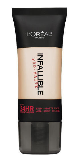 Base Maquillaje Infallible Pro Matte Loreal
