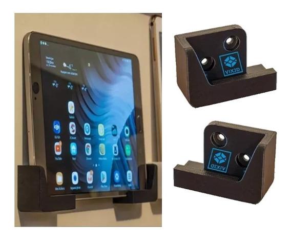 Par De Suporte Parede iPad Tablet Apple Samsung