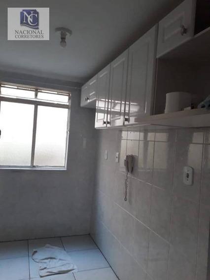 Apartamento Com 2 Dormitórios À Venda, 48 M² Por R$ 159.000,00 - Altos De Vila Prudente - São Paulo/sp - Ap9416