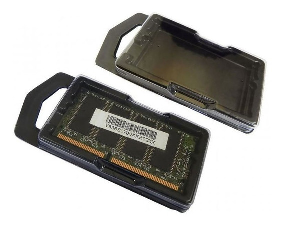 Blister Embalagem P/ Memórias Notebook Ddr2 Ddr3 Cx 25 Unid