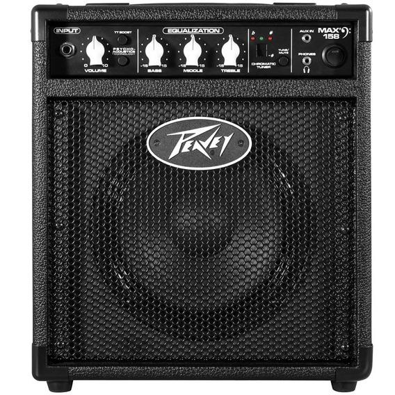 Amplificador Para Baixo Peavey Max Ii 158 8 20w