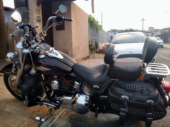 Harley-davidson Heritage Softail Classic 2011 Abs
