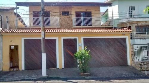 Casa Com 3 Dormitórios À Venda, 318 M² Por R$ 1.200.000,00 - City Bussocaba - Osasco/sp - Ca13159