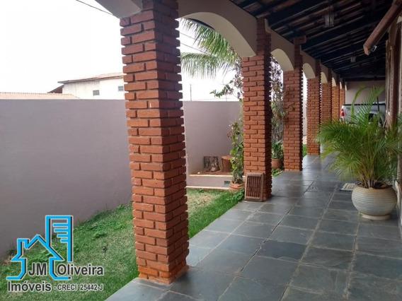 Casa Com Piscina Jardim Fogaça Itapetininga Sp - 185