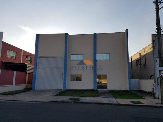 Barracão Para Alugar Por R$ 0/mês - Centro Industrial De Limeira - Cil - Limeira/sp - Ba0094