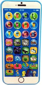 Celular Galinha Pintadinha iPhone Infantil Da Interativo