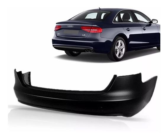 Parachoque Traseiro Audi A4 2013 2014 2015 Com Furo Sensor