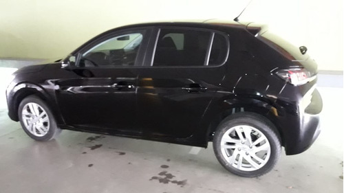 Peugeot 208 Active Tiptronic Negro