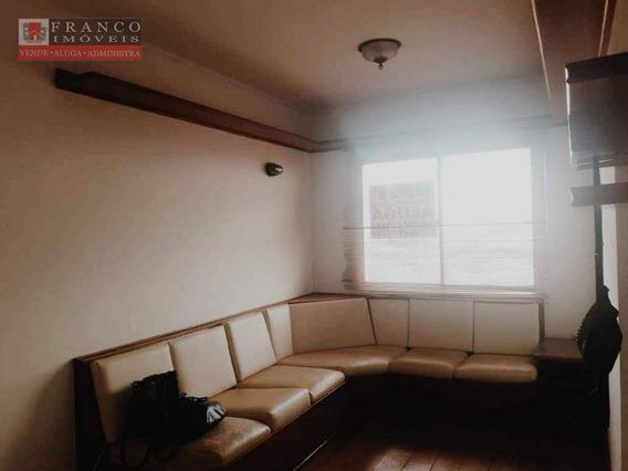Apartamento Com 1 Dormitório À Venda, 45 M² Por R$ 220.000 - Vila Industrial - Campinas/sp - Ap0383