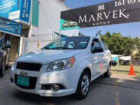 Chevrolet Aveo 1.6 A 5vel Mt