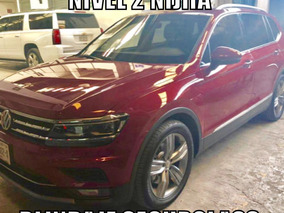 Vw Tiguan Trendline Blindaje Nivel 2 Credito Disponible