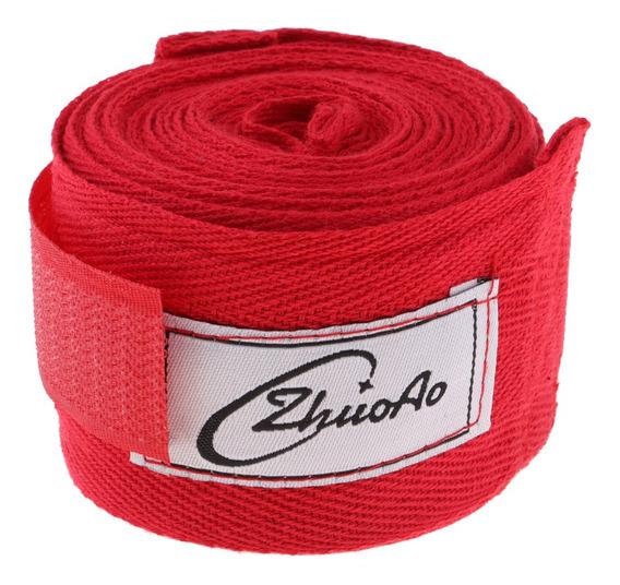 Mão Wraps Luvas Punho Protetor Boxe Muay Thai Bandagens Mitt