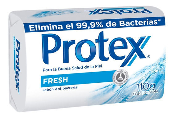 Jabon Protex Fresh 110 Gr