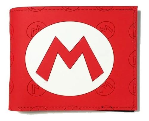 Billetera Juego Nintendo Super Mario Importada