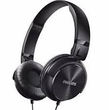 Fone De Ouvido Philps Shl3060 Headphone Preto