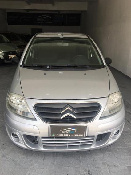 Citroën C3 Glx 1.4 8v (flex) 2009.