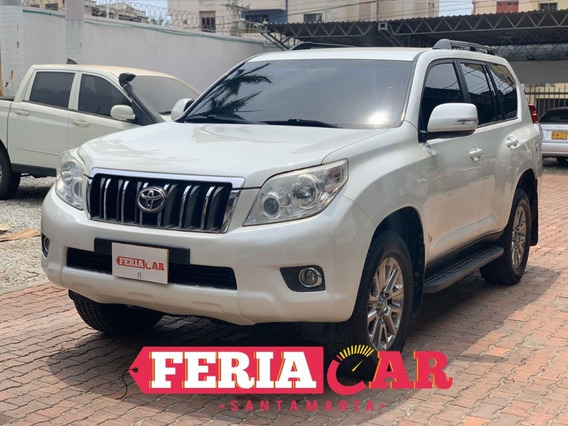 Toyota Prado Tx 2012 3.0 Diesel 108.300 Km 4x4