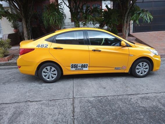 Hyundai I25 Taxi