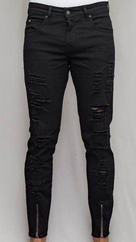 Calça Jeans Premium Com Elastano Skinny Jeans Frete Grátis