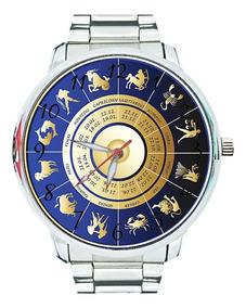 Relógio Astrologia Astrológico Astros Signos Calendário Céu