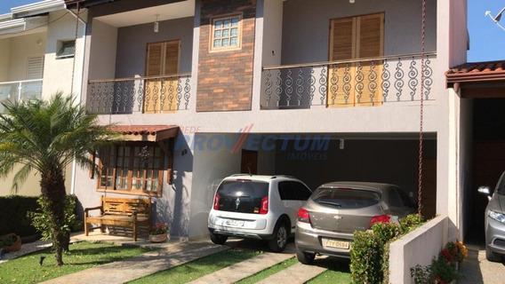 Casa À Venda Em Condomínio Residencial Mirante Do Lenheiro - Ca278602