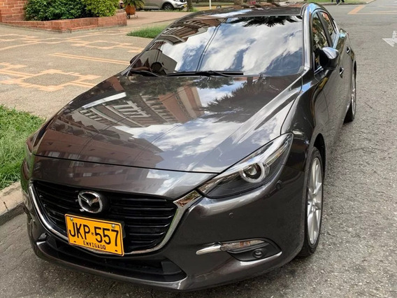 Mazda Mazda 3 Grand Touring Lx 2018
