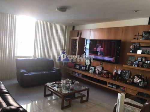 Apartamento À Venda, 2 Quartos, 1 Suíte, 1 Vaga, Copacabana - Rio De Janeiro/rj - 16658