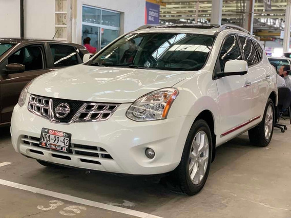 Nissan Rogue 2.5 Exclusive Aut Ac Awd 2014