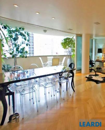 Imagem 1 de 15 de Apartamento - Jardim Paulista  - Sp - 621560