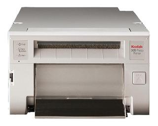 Impresora a color fotográfica Kodak 305 110V blanca