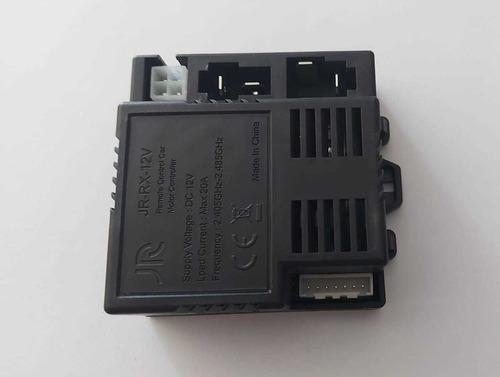 Imagem 1 de 5 de Jr-rx-12v - Placa  Receptora 2.4ghz Para Elétricos