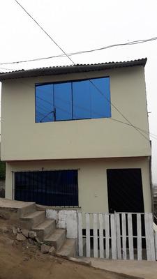 Venta Casa S/135mil Soles Pamplona Alta La Rinconada Sjm