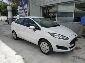 Ford Fiesta S 4 Ptas Tm 2017 Seminuevos