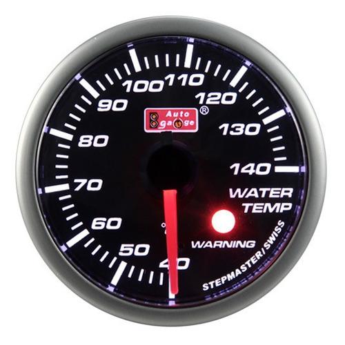 Reloj Temperatura Agua 40-140 Smoke Autogauge - Biocartuning