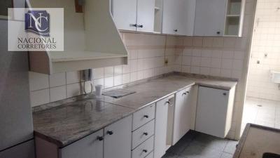 Apartamento Residencial Para Locação, Jardim Utinga, Santo André. - Ap4473