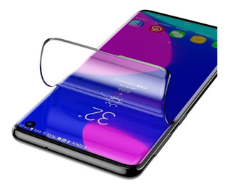 Película Tela Cheia Curva 0.15mm Samsung S10+ Baseus (2 Uni)