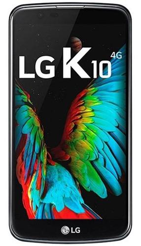 Imagem 1 de 4 de Usado: LG K10 Tv Dourado Bom - Trocafone