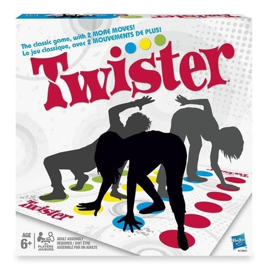 Jogo Twister Hasbro - 98831