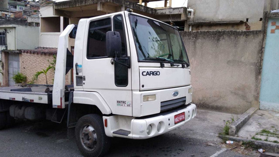 Ford Cargo 712 Reboque/guincho