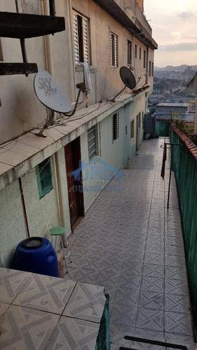 Imagem 1 de 15 de Sobrado Com 8 Dormitórios À Venda Por R$ 600.000 - Jardim Silveira - Barueri/sp - So0911